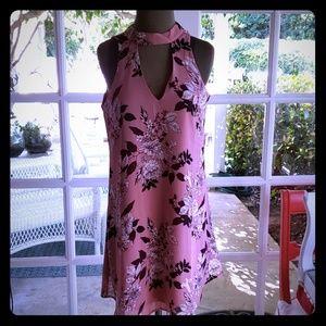 Dusty rose Francescas dress size XS